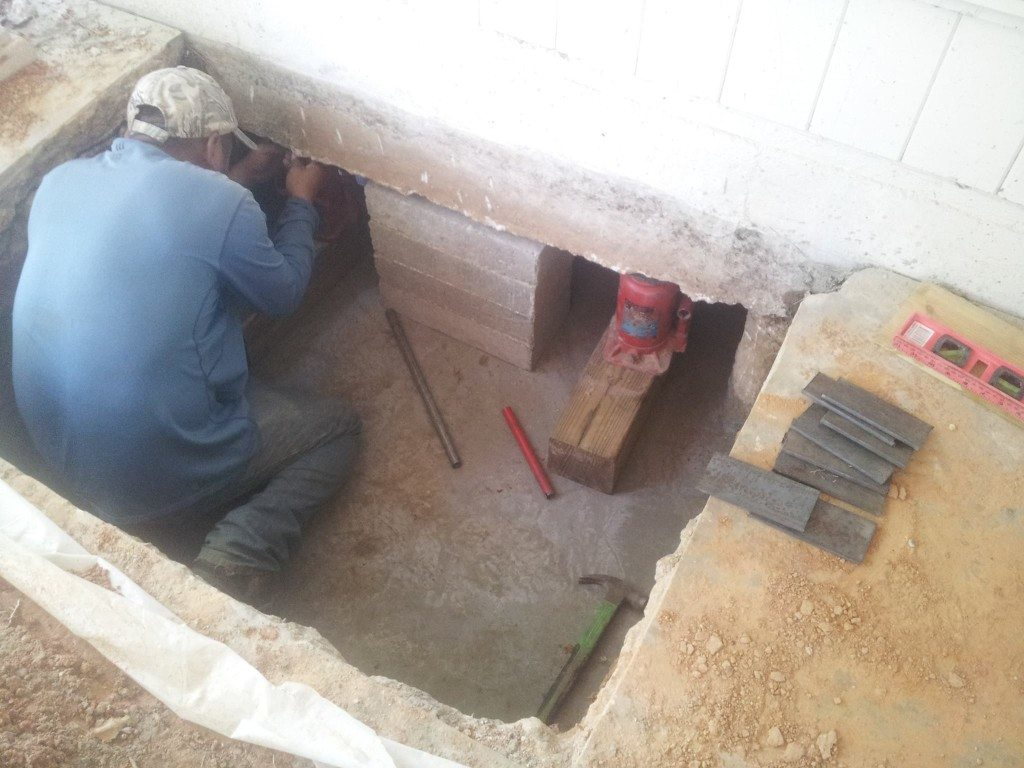 RAD Construction Inc Cracked Slab and Foundation Specialists Foundation Repair In San Diego for slab and raised foundations
